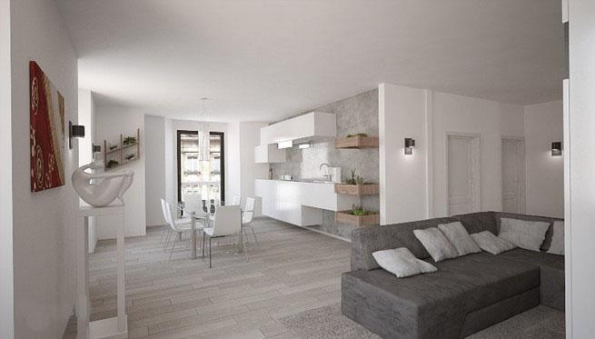Homeincomo fabio fardin sito ufficale lago di como for Affitto appartamento